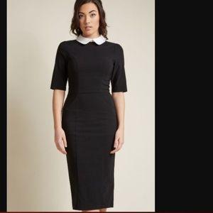 10e8cf4026e7 Collectif Dresses | Modcloth Winona Pencil Dress Peter Pan | Poshmark